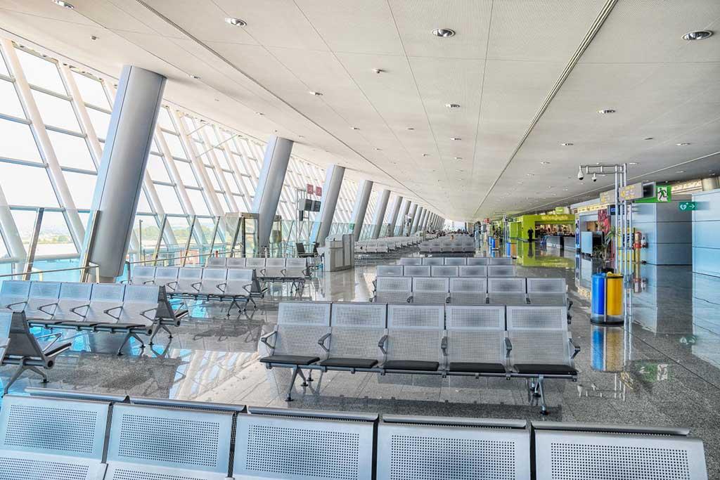 Пальма де Мальрка — международный аэропорт
