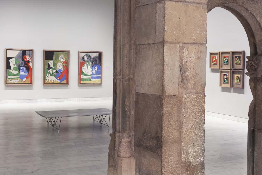 Достопримечательность Барселоны — музей Пикассо