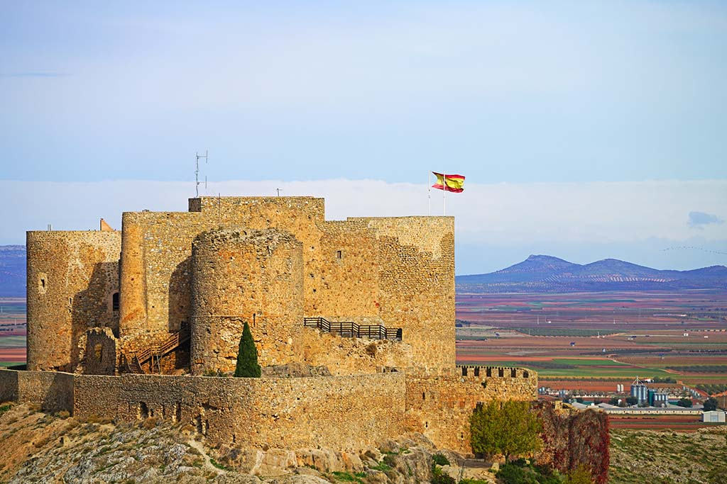 Погода осенью в Испании