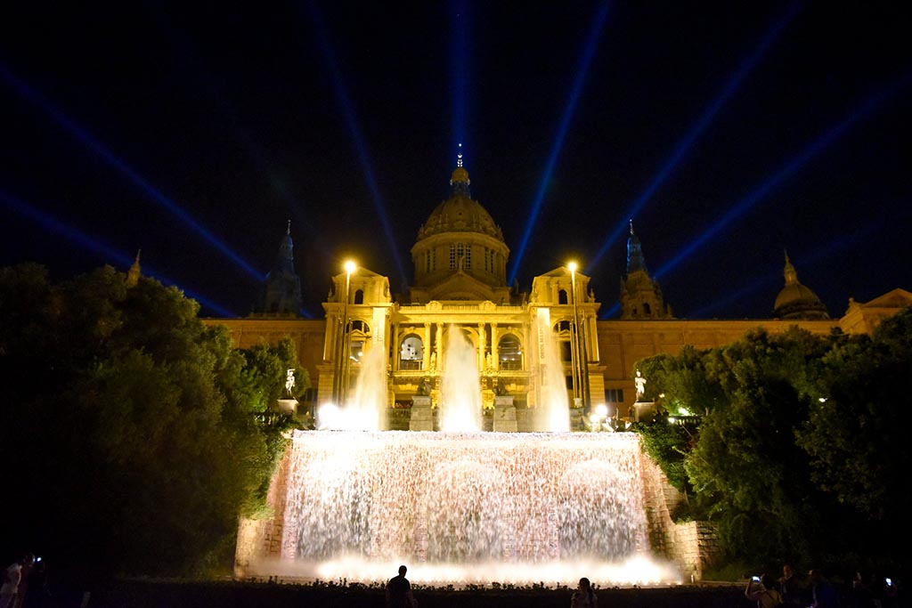 Как добраться до крепости Монтжуик, Барселона