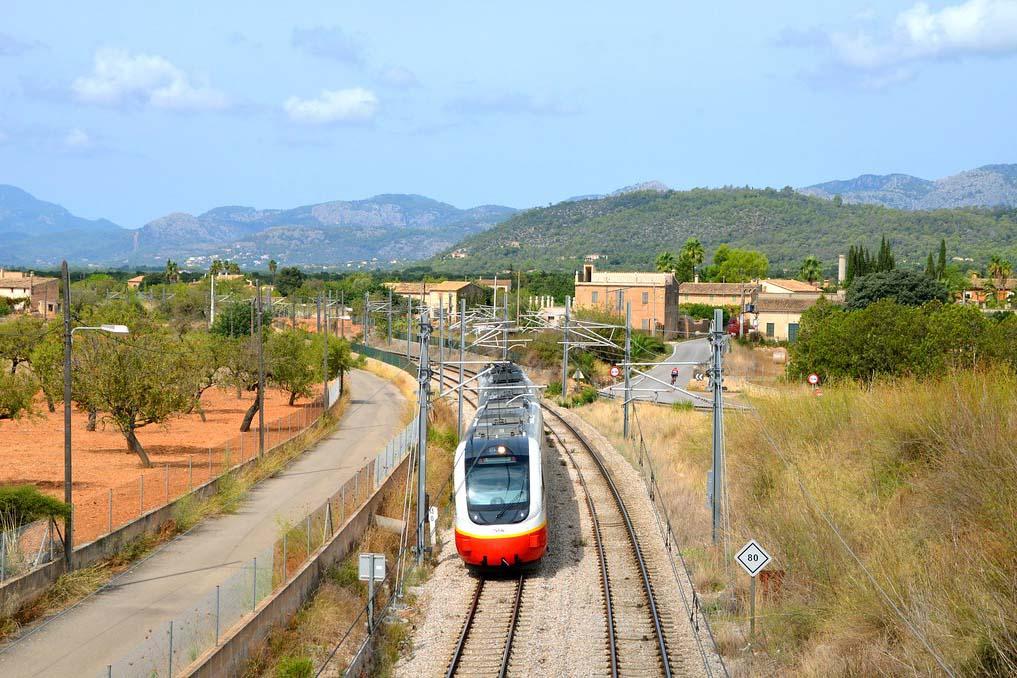 Железная дорога Мальорки