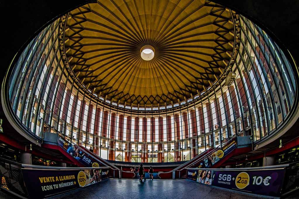 Вокзал Аточа — достопримечательность Мадрида