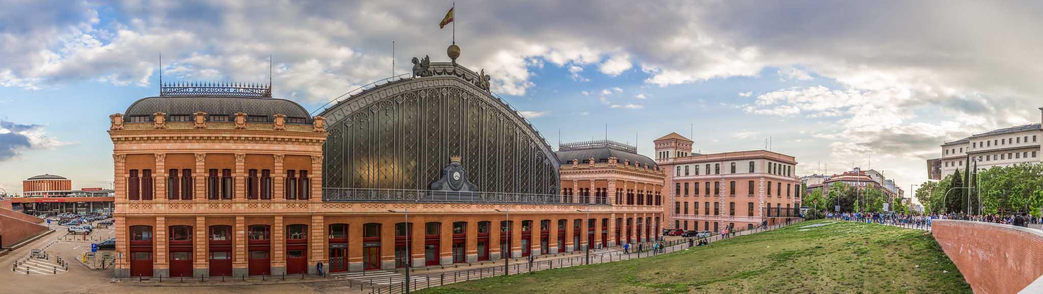 Вокзал Аточа в Мадриде