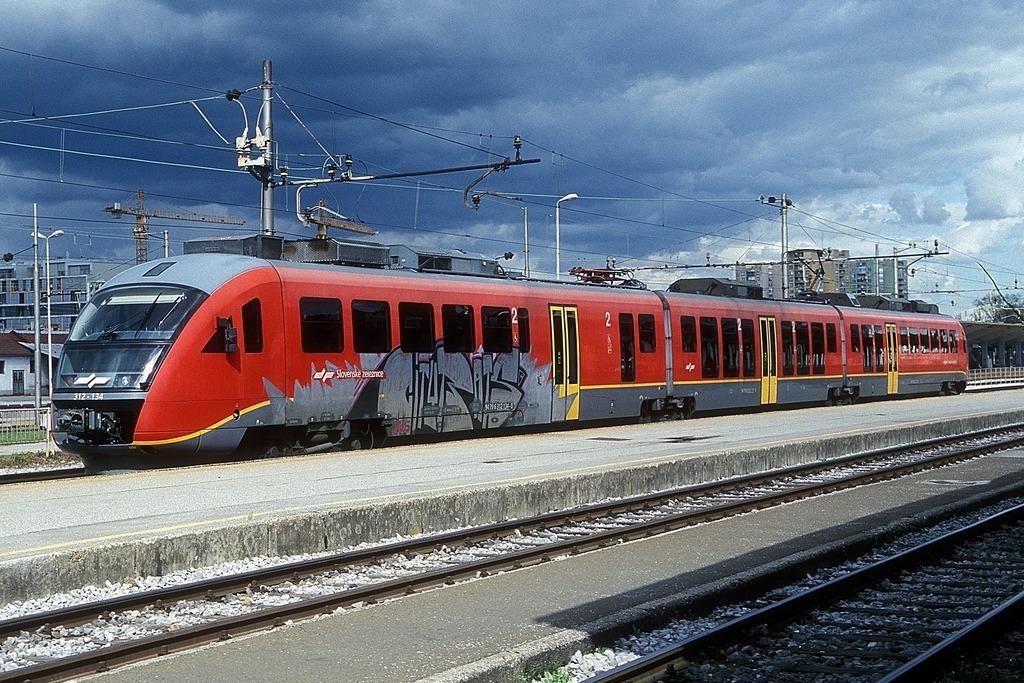 Сколько стоит проезд в поездах Любляны