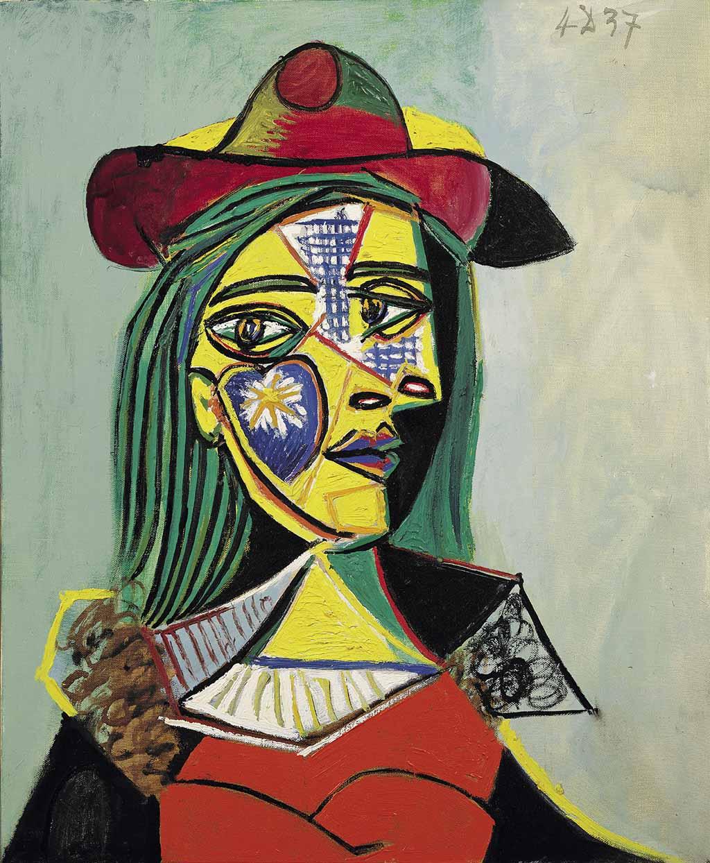 Пикассо в Национальном музее искусства Каталонии