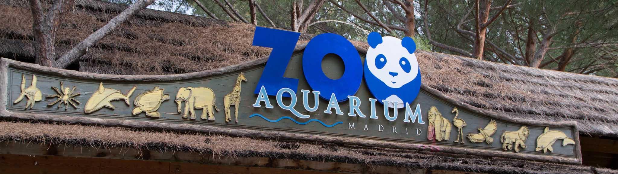 Зоо-аквариум в Мадриде