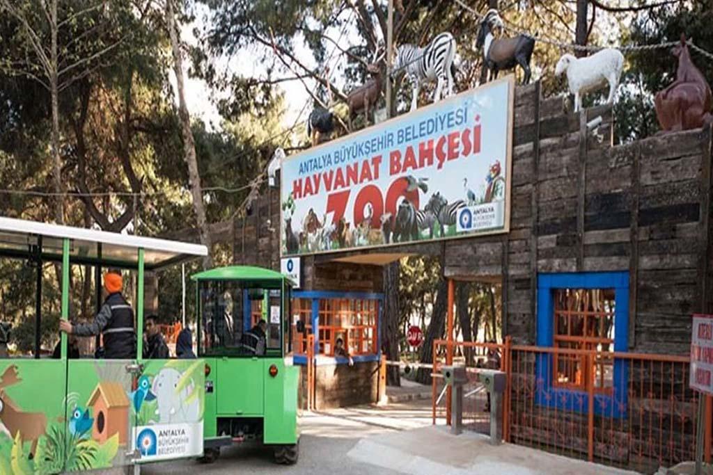 Зоопарк, Турция